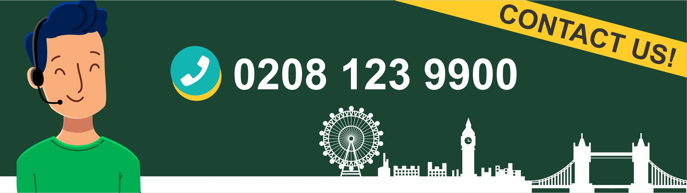 PIA London office Contact Number