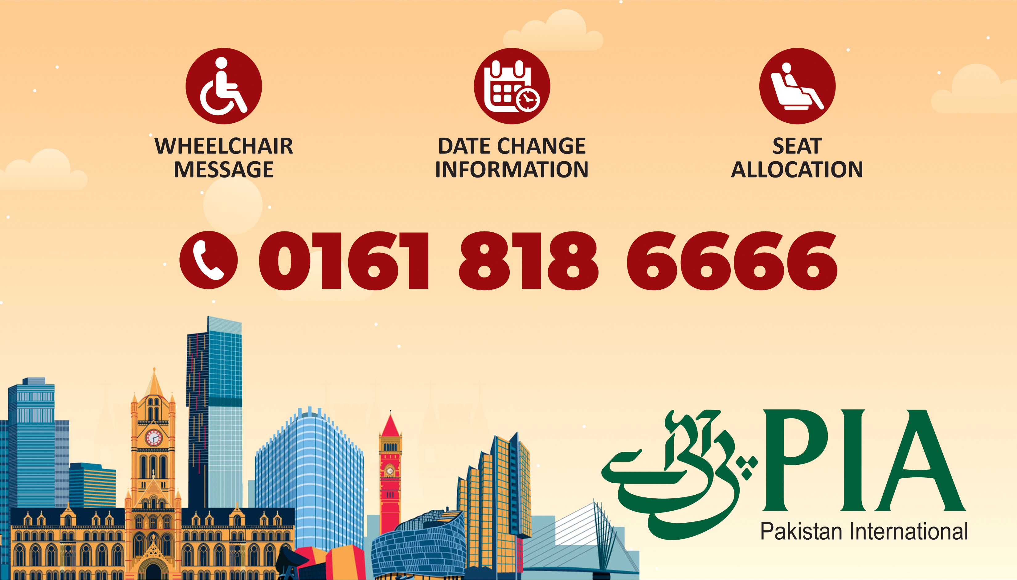 PIA office Manchester Phone number & PIA office Manchester Address
